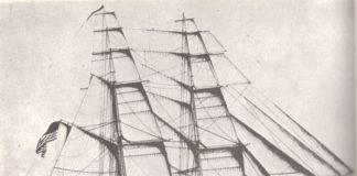Dibujo del USS Spark