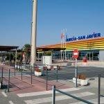 La Comunidad no está promocionando el aeropuerto de San Javier en la Wolrd Travel Market de Londres.