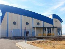 El pabellón de La Manga, perteneciente al municipio de San Javier, también tendrá desfibrilador como el polideportivo de Playa Paraíso.