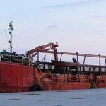 La figura del buque Aridosa fue una silueta habitual durante el verano de 1985 en el Mar Menor.