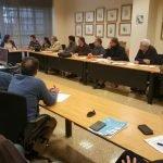 Asistentes a la reunión del Comité Científico del Mar Menor.